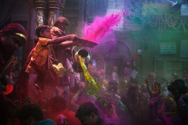 Holi — Celebrated by Hindus Around the World