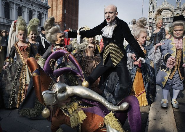 Carnevale — Venice, Italy