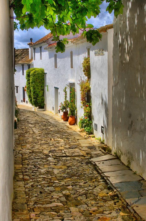 Calle del Castillo de Castellar
