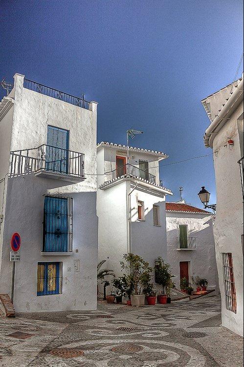 Frigiliana, Andalucia, Spain