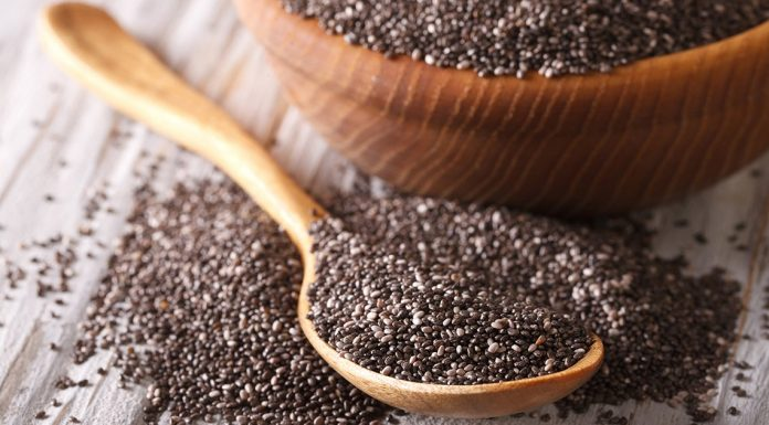 THIS Is What Happens To Your Body When You Eat Chia Seeds.