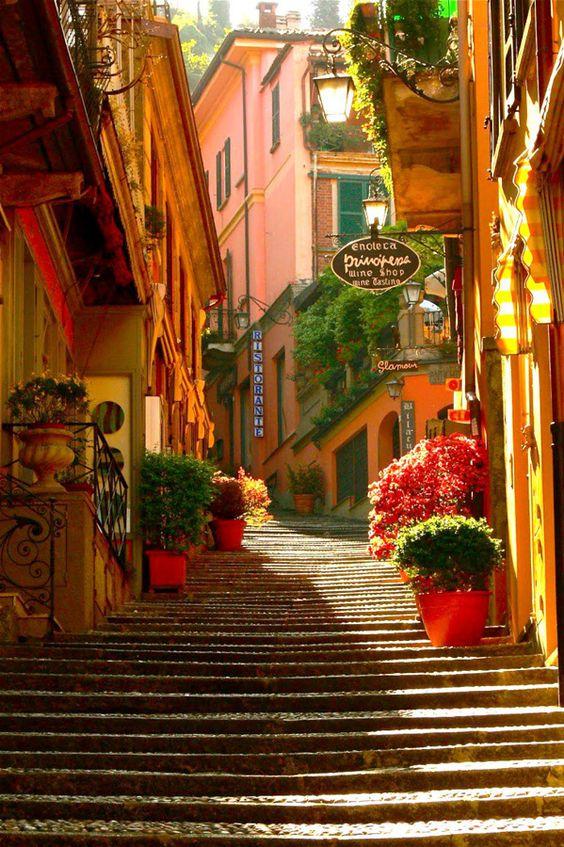 Bellagio – Lake Como – Italy