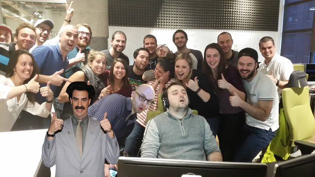 Guy Falls Asleep At Work, The Internet Takes Him To Task With Photoshop