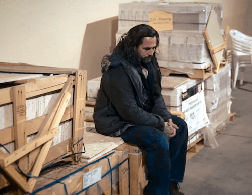How The Actions Of One Guy Can Change This Homeless Man's Life 2