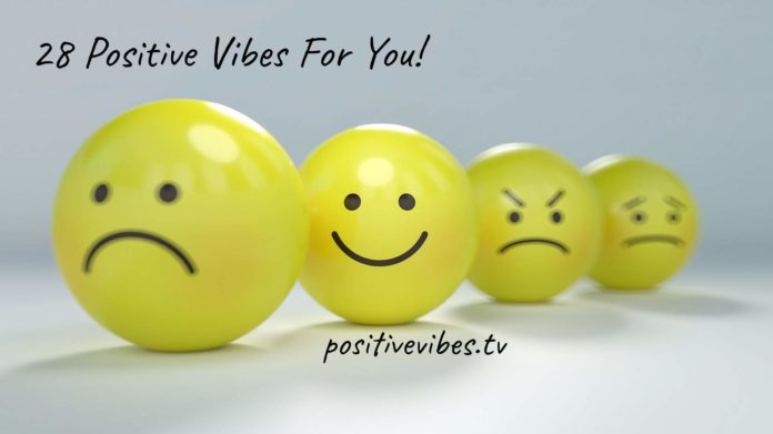 28 Positive Vibes